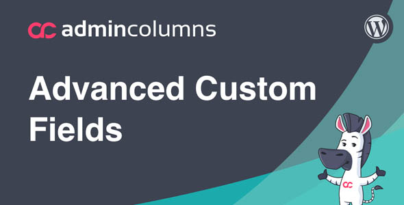 Admin Columns Pro Addon - Advanced Custom Field (ACF) 2.6.3