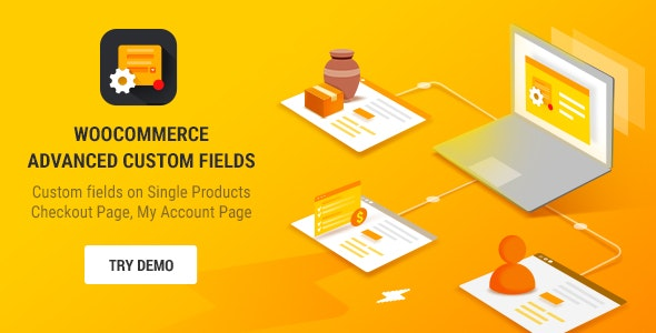 Advanced Custom Fields for WooCommerce 5.2.0