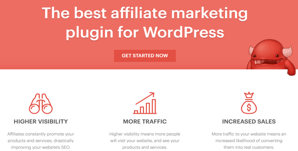 AffiliateWP 2.3.2 (Nulled) - Affiliate Marketing Plugin for WordPress
