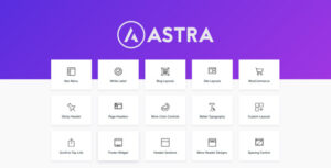 Astra Pro 2.6.3 - Extend Astra Theme With the Pro Addon