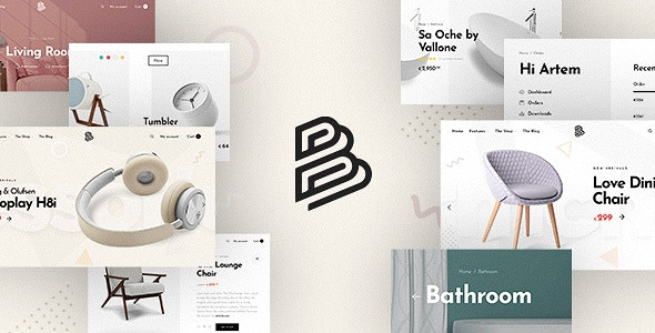 Barberry 2.5 - Modern WooCommerce Theme