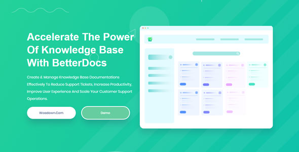 BetterDocs Pro 1.3.1 - The Power Of Knowledge Base