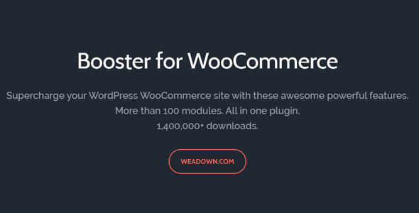 Booster Plus for WooCommerce 5.2.1 Nulled