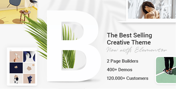 Bridge 23.3 Nulled - Creative Multipurpose WordPress Theme