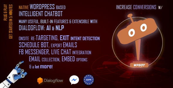 ChatBot Pro for WordPress 10.2.4 Nulled