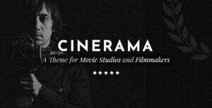 Cinerama 1.8.1 - A Theme for Movie Studios and Filmmakers