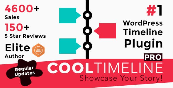 Cool Timeline Pro 3.1.1 - WordPress Timeline Plugin