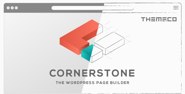 Cornerstone 4.0.0 (Nulled) - The WordPress Page Builder