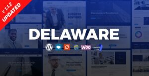 Delaware 1.1.2 - Consulting and Finance WordPress Theme