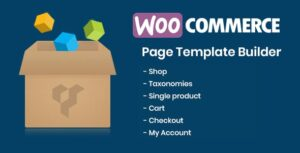DHWC Page 5.2.13 - WooCommerce Page Template Builder