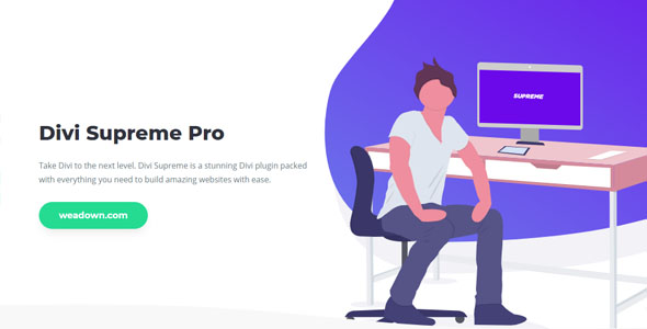 Divi Supreme Pro 3.5.8 - Custom and Creative Divi Modules