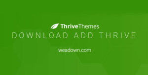 Download All Thrive Themes 2020-09-08 - Nulled Free