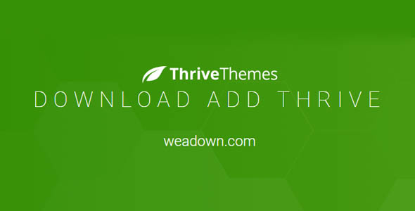 Download All Thrive Plugins 2020-09-08 - Nulled Free