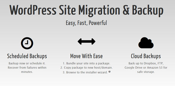 Duplicator Pro v4.0.0 Nulled - WordPress Site Migration & BackUp Free Download