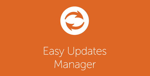 Easy Updates Manager Premium 9.0.1