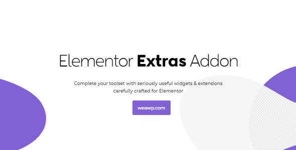 Elementor Extras 2.2.37 Nulled - Addon for Elementor Page Builder
