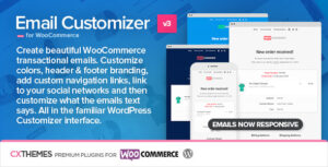 Email Customizer for WooCommerce 3.33