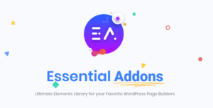 Essential Addons for Elementor Pro 4.1.6 Nulled