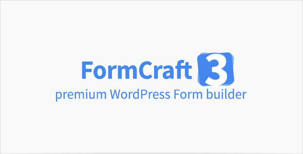 FormCraft 3.8.22 Nulled - Premium WordPress Form Builder