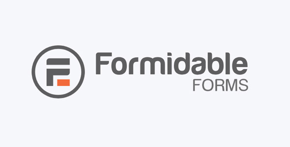 Formidable Forms Pro 4.07 - Advanced WordPress Forms Plugin