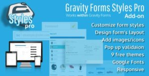 Gravity Forms Styles Pro Add-on 2.6.2