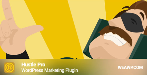 Hustle Pro 4.3.1 - WordPress Marketing Plugin