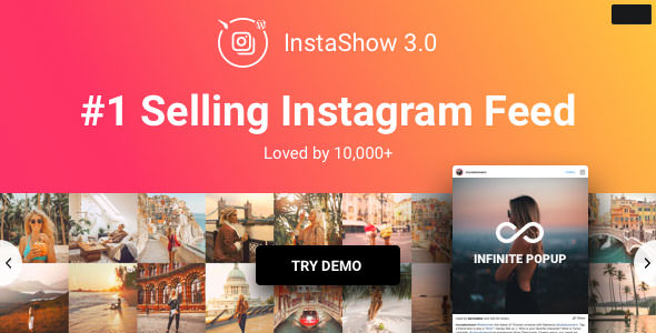 Instagram Feed 4.0.0 - WordPress Instagram Gallery