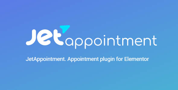 JetAppointment 1.2.0 - Appointment plugin for Elementor
