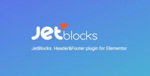 JetBlocks 1.2.4 - Perfect Header and Footer Plugin for Elementor