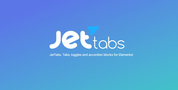 JetTabs 2.1.7 - Tabs, Toggles and Accordion blocks for Elementor