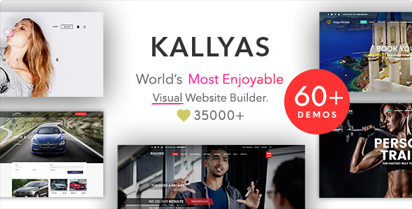 Kallyas 4.18.0 Nulled - Responsive Multi-Purpose WordPress Theme