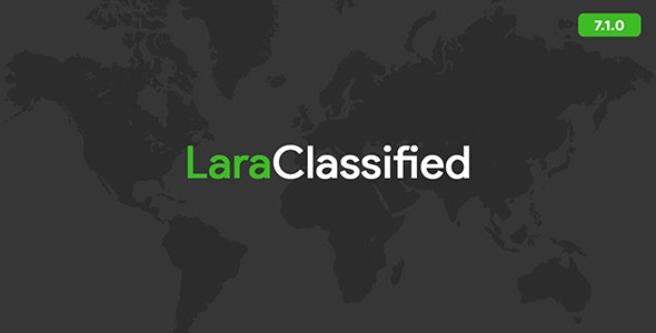 LaraClassified 7.2.2 Nulled - Classified Ads Web Application