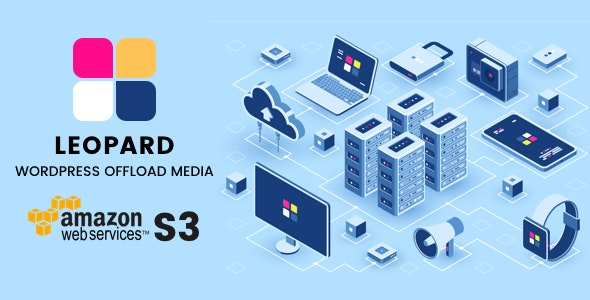 Leopard 1.0.24 (Nulled) - WordPress Offload Media