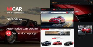 Micar 2.3 - Auto Dealer RTL WooCommerce WordPress for Car and Moto Theme