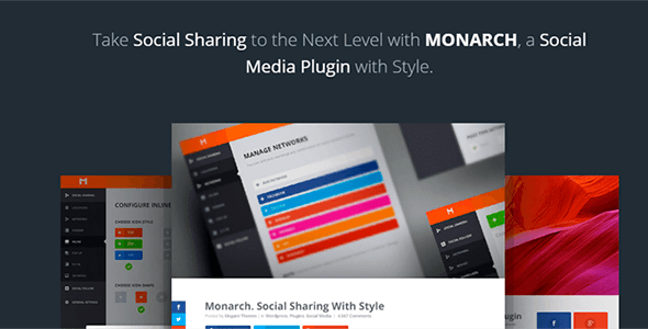 Monarch 1.4.12 - A Better Social Sharing Plugin