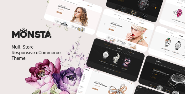 Monsta 1.0.7 - Jewelry Theme for WooCommerce WordPress
