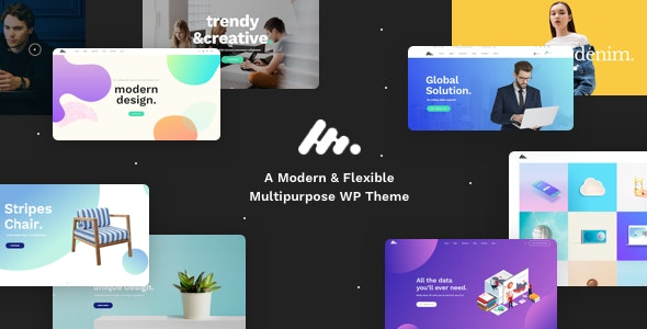 Moody 2.1.0 - Corporate Business Agency WordPress Theme