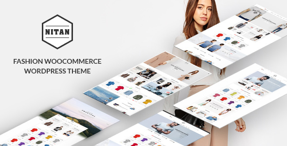 Nitan 2.6 - Fashion WooCommerce WordPress Theme