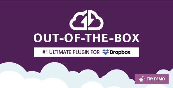 Out-of-the-Box 1.17.6 Nulled - Dropbox plugin for WordPress
