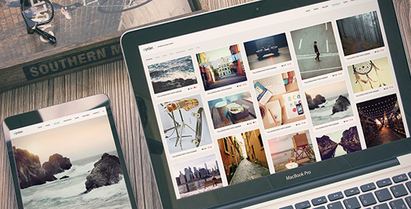 Oyster 4.1.5 (Nulled) - Creative Photo WordPress Theme