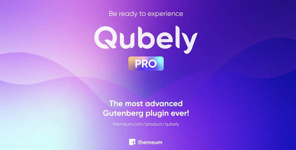 Qubely Pro 1.2.3 - The Ultimate WordPress Gutenberg Plugin