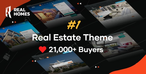 RealHomes 3.11.1 Nulled - Estate Sale and Rental WordPress Theme