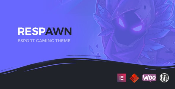 Respawn 1.4 - Esports Gaming WordPress Theme