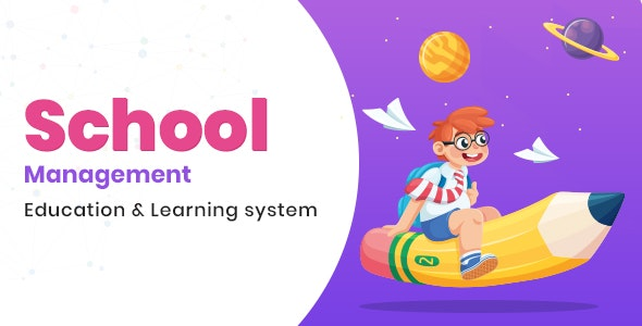 School Management 6.1 Nulled - Manage System WordPress Plugin