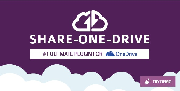 Share-one-Drive 1.12.6 Nulled - OneDrive plugin for WordPress
