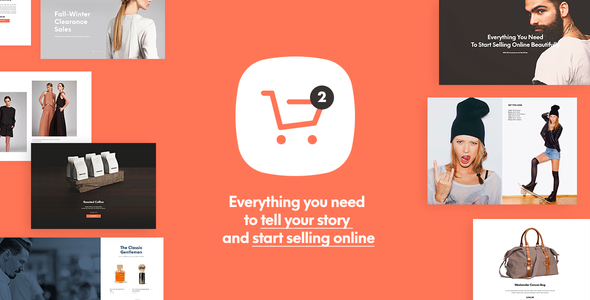 Shopkeeper 2.9.32 - eCommerce WP Theme for WooCommerce