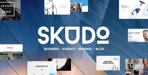 Skudo 1.3.1 - Responsive Multipurpose WordPress Theme