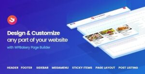 Smart Sections Theme Builder 1.5.3 - WPBakery Page Builder Addon