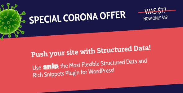 SNIP (Rich Snippets) 2.19.4 Nulled - Structured Data Plugin for WordPress
