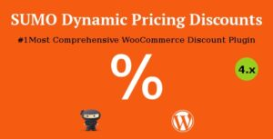 SUMO WooCommerce Dynamic Pricing Discounts v5.2